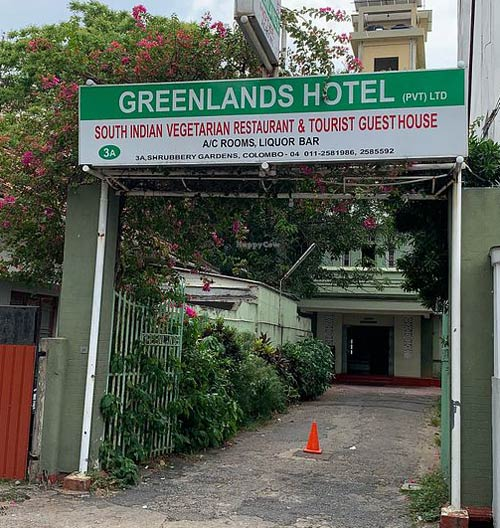 Greenlands Hotel