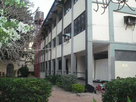 Bishop's College Advanced Level Building