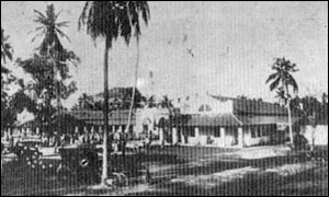 St. Joseph's College, Colombo South at its inauguration