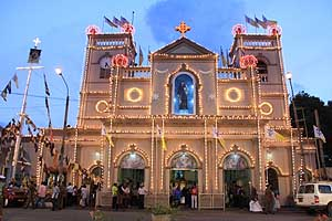 St. Anthony's Shrine, Colombo-11