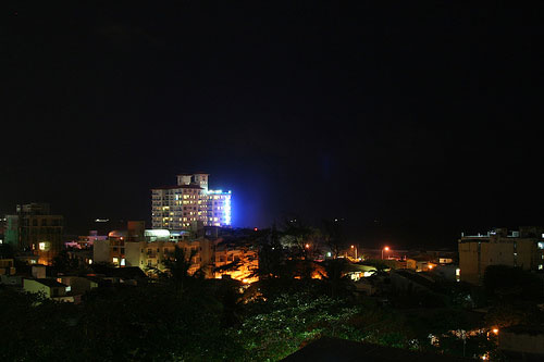 Wellawatte by night