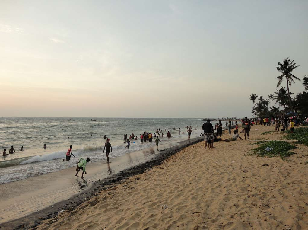 Wellawatte Beach